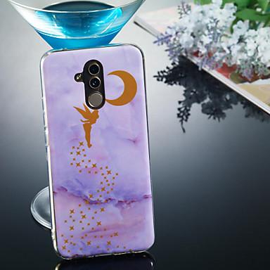 Θήκη Za Huawei Huawei Honor 10 / Huawei Honor 9 Lite / Huawei Honor 8X IMD / Uzorak Stražnja maska Mramor Mekano TPU