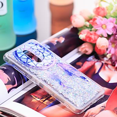 Θήκη Za Xiaomi Xiaomi Redmi 5 Plus Otporno na trešnju / Šljokice Stražnja maska Hvatač snova / Šljokice Mekano TPU