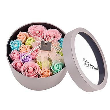 Umjetna Cvijeće 1 Podružnica Uzorak Stilski Roses Vaze Cvjeće za stol