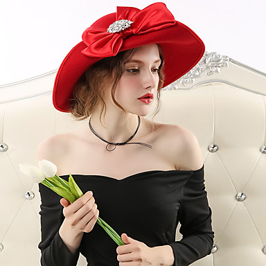 Elizabeta Čudesna gđa. Maisel Žene Odrasli dame Retro / vintage Kentucky Derby Hat šešir Crn Srebrna Mašna Šeširi Lolita Pribor