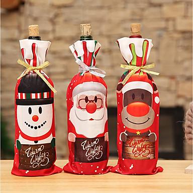 Odmor dekoracije Božićni ukrasi Božićni ukrasi Ljepljiv / Lijep 1pc