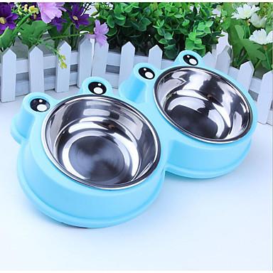 0.5 L Psi / Mačke Zdjele i boce s vodom Ljubimci Zdjele & Hranjenje Može se prati / Jednostavna primjena Plava