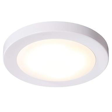 zdm 24w 2000lm površinska montaža vodio stropna svjetiljka okrugli stan vodio strop rasvjeta hladna bijela topla bijela ac85-265v uredska dnevna soba / blagovaonica