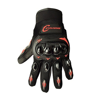 Cijeli prst Muškarci Moto rukavice Poliesterska tkanina Otporno na nošenje / Protective / Ne skliznuti