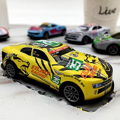 1:64 Igračke auti Automobil Cool Fin Interakcija roditelja i djece Plastika i metal Sve 1 pcs