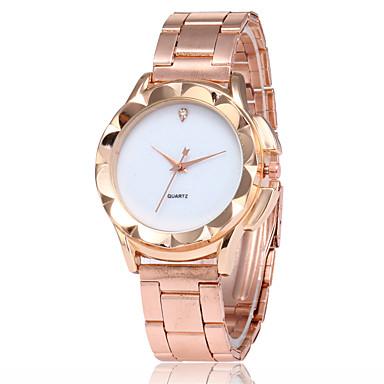 Žene Sat uz haljinu Ručni satovi s mehanizmom za navijanje Kvarc Rose Gold Casual sat Analog dame Moda Elegantno - Crn Obala Zelen