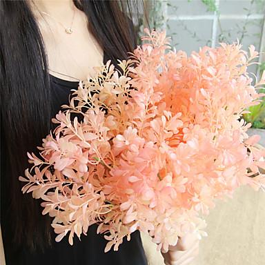 Umjetna Cvijeće 1 Podružnica Klasični Stilski Cvijeće za vjenčanje Biljke