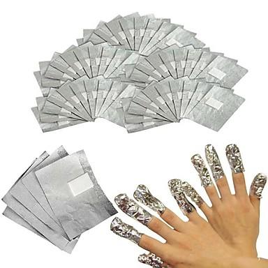100pcs Eko-friendly materijal Za Multi Function / Najbolja kvaliteta Bijela serija nail art Manikura Pedikura Stilski / pomodan Dnevno