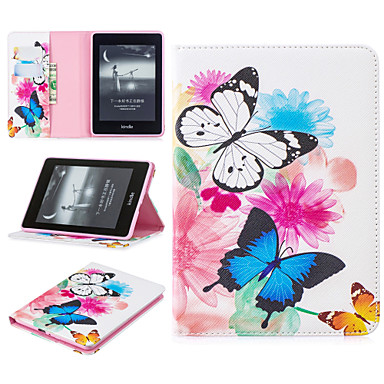 Θήκη Za Apple iPad Pro 12.9'' Utor za kartice / Otporno na trešnju Korice Rukav leptir Tvrdo PU koža