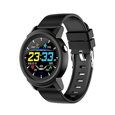 KUPENG K02 Uniseks Smart Satovi Android iOS Bluetooth Smart Sportske Vodootporno Heart Rate Monitor Mjerenje krvnog tlaka Brojač koraka Podsjetnik za pozive Mjerač aktivnosti Mjerač sna sjedeći