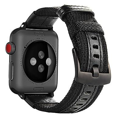 Pogledajte Band za Apple Watch Series 5/4/3/2/1 Apple Klasična kopča Najlon Traka za ruku