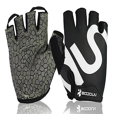 Half-prst Uniseks Moto rukavice Spandex Lycra / Tkanina mrežice Prozračnost / Otporno na nošenje / Otpornost na udarce