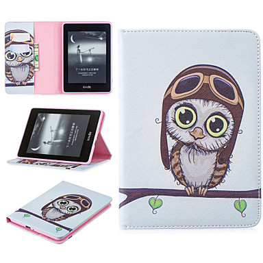 Θήκη Za Apple iPad Pro 11'' / iPad Mini 5 / iPad New Air (2019) Utor za kartice / Otporno na trešnju Korice Sova Tvrdo PU koža