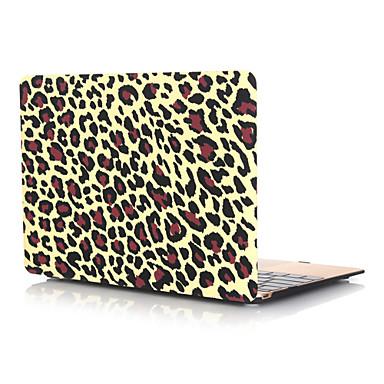 MacBook slučaj za zrak pro retina 11 12 13 15 ulje na platnu leopard pvc laptop poklopac slučaj za MacBook novi pro 13,3 15 inčni sa touch bar