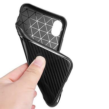voordelige Galaxy S-serie hoesjes / covers-hoesje Voor Samsung Galaxy S9 / S8 Schokbestendig / Stofbestendig / Waterbestendig Achterkant Lijnen / golven Zacht TPU