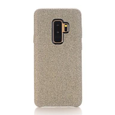 Θήκη Za Samsung Galaxy S9 / S8 Otporno na trešnju / Protiv prašine / Vodootpornost Stražnja maska Jednobojni Mekano Tekstil
