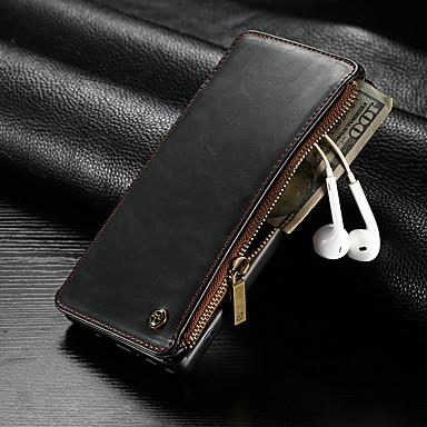 Θήκη Za Samsung Galaxy Note 9 Novčanik / Utor za kartice / Otporno na trešnju Korice Jednobojni Tvrdo PU koža