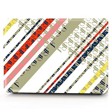 MacBook Slučaj Geometrijski uzorak PVC za MacBook Pro 13