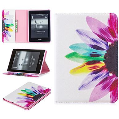 Θήκη Za Apple iPad Pro 11'' / iPad Mini 5 / iPad New Air (2019) Utor za kartice / Otporno na trešnju Korice Cvijet Tvrdo PU koža