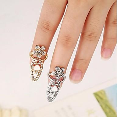1 pcs Multi Function / Najbolja kvaliteta Eko-friendly materijal Nakit za nokte Za Kreativan nail art Manikura Pedikura Dnevno Moda