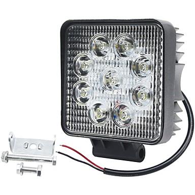 SO.K 1 komad Automobil Žarulje 27 W Integrirani LED 6000 lm 9 LED Maglenke / Dnevna svjetla / Žmigavac svjetlo Za Univerzális Sve godine