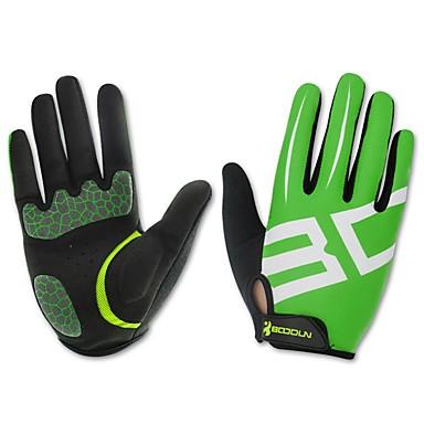 Cijeli prst Muškarci Moto rukavice Spandex Lycra Prozračnost / Otporno na nošenje / Otpornost na udarce