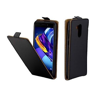 Θήκη Za Huawei Huawei Honor 6C Pro Utor za kartice / Zaokret Korice Jednobojni Tvrdo PU koža