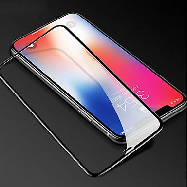 Недорогие Защитные плёнки для экрана iPhone-AppleScreen ProtectoriPhone XS HD Защитная пленка для экрана 2 штs Закаленное стекло