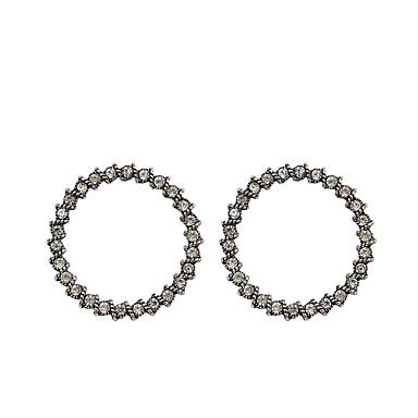 Žene Viseće naušnice fantazija dame Umjetno drago kamenje Naušnice Jewelry Obala Za Rođendan Dnevno 1 par