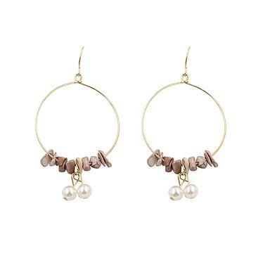 Žene Viseće naušnice fantazija Naušnice Jewelry Zlatan Za Dar Dnevno 1 par