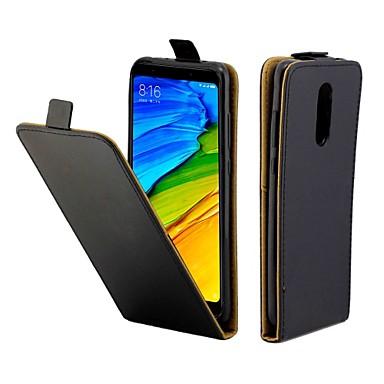 Θήκη Za Xiaomi Xiaomi Redmi 5 Plus Utor za kartice / Zaokret Korice Jednobojni Tvrdo PU koža