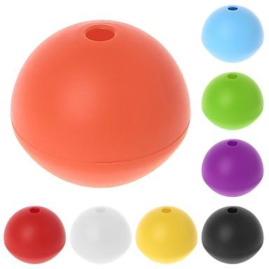 silicon gheață mingea producător de înghețată mucegai asortate de culoare