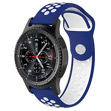 Pogledajte Band za Gear S2 / Gear S2 Classic Samsung Galaxy Sportski remen / Klasična kopča Silikon Traka za ruku