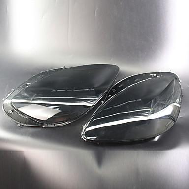 Factory OEM 2pcs سيارة اغطية السيارات الخفيفة الأعمال التجارية تصميم جديد إلى كشافات من أجل Corvette 2005 / 2006 / 2007