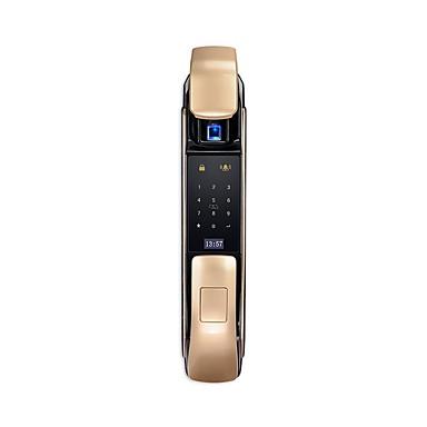 inteligentno zaključavanje s 30 * 240mm tijelo / cink legura brava / zaporka zaporka / zaporka otiska prsta pametna kuća sigurnost android / windows mobile / blackberry sustav