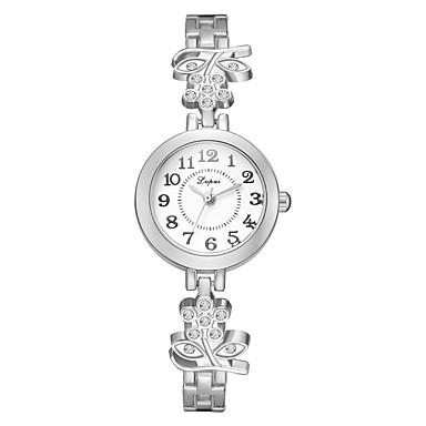 Žene Ručni satovi s mehanizmom za navijanje Diamond Watch Kvarc Srebro / Rose Gold New Design Casual sat imitacija Diamond Analog Ležerne prilike Moda - Srebrno / White Rose Gold / Bijela Crna / Rose