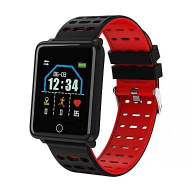 Kimlink F21 Muškarci Smart Satovi Android iOS Bluetooth Heart Rate Monitor Mjerenje krvnog tlaka Kalorija Udaljenost praćenje Informacija Brojač koraka Podsjetnik za pozive Mjerač aktivnosti Mjera