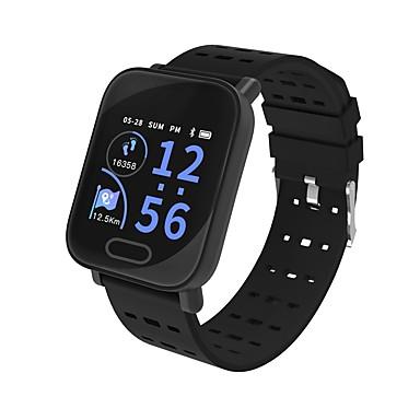 fc80d04aff7 Kimlink L3 Relógio inteligente Android iOS Bluetooth Monitor de Batimento  Cardíaco Medição de Pressão Sanguínea Tela de toque Calorias Queimadas  Podômetro ...