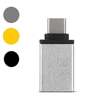 OTG / Tip-C Τροφοδοτικό <1m / 3ft 1080P / High Speed / Brzo punjenje Aluminijum USB kabelski adapter Za Samsung / Huawei / LG