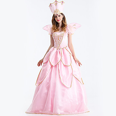 4e17c5d807 Princess Cosplay Costume Adults  Women s Dresses Christmas Halloween  Carnival Festival   Holiday Tulle Cotton Pink Carnival Costumes Princess  7079979 2019 – ...