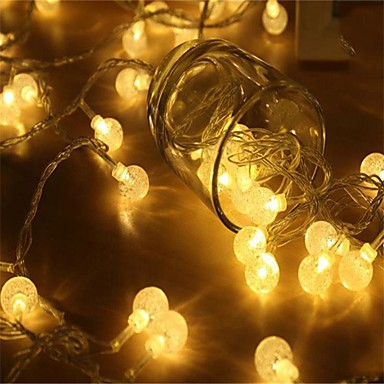 Christmas Lights White.8 39 Holiday Decorations New Year S Valentine S Day Christmas Lights Decorative Objects Led Light Colour Bar Warm White 1pc
