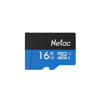 olcso Memóriakártyák-Netac 16 GB Memóriakártya UHS-I U1 / Class10 P500