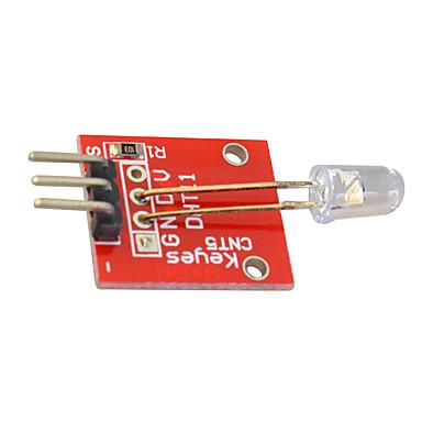 olcso Modulok-színes automatikus villogó LED modul