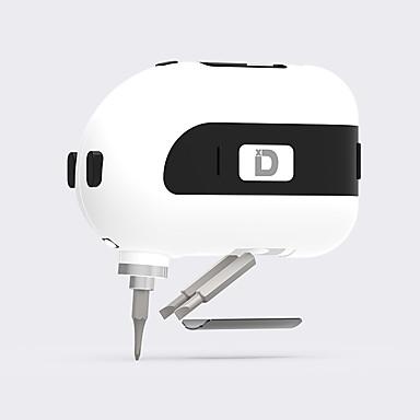 XIAODONG XiaoDong S1 Mini Smart Electric Screwdriver Električni odvijači Set alata za napajanje Mini Style / Smart / s LED svjetlom Gledajte popravak / Popravak digitalnih fotoaparata / Popravak