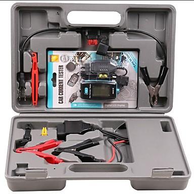 Недорогие Аварийные инструменты-детектор утечки автомобильный тестер течи темный детектор автомобильный аккумулятор работает детектор
