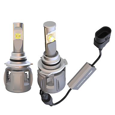 voordelige Autokoplampen-OTOLAMPARA 2pcs 9005 Automatisch Lampen 120 W Krachtige LED 15600 lm 2 LED Koplamp Voor Toyota / Kia / Jeep Compass / RAV4 / A8 Alle jaren