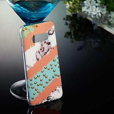 levne Galaxy S3 Pouzdra a obaly-Carcasă Pro Samsung Galaxy S9 / S9 Plus / S8 Plus Vzor Zadní kryt Mramor Měkké TPU