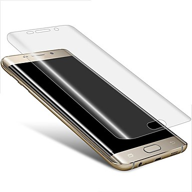 Samsung GalaxyScreen ProtectorS6 edge Visoka rezolucija (HD) Prednja zaštitna folija 1 kom. TPU