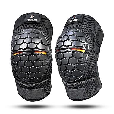 voordelige Beschermende uitrusting-Motor beschermende uitrusting voor Knie Pad Heren Polyester / Katoen / polyester mengeling / Nylon Bescherming / Slijtvast / Anti-Slip