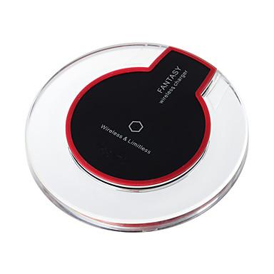 رخيصةأون شواحن لاسلكية-Cwxuan شاحن لاسلكي شاحن يو اس بي USB شاحن لاسلكي / Qi 1 A DC 5V إلى iPhone X / iPhone 8 Plus / iPhone 8